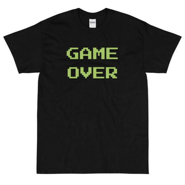 """Herren-T-Shirt """"Game Over"""""""